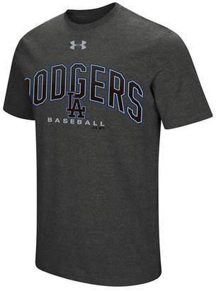 Under Armour Men's Los Angeles Dodgers Reflec Arch T-Shirt