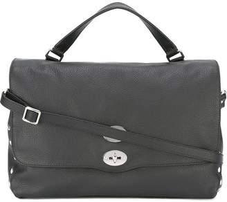 Zanellato large 'Postina' satchel