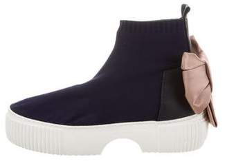 AGL Bow Sock Sneakers w/ Tags