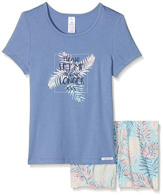 Skiny Girl's Cosy Night Sleep Kurz Pyjama Sets