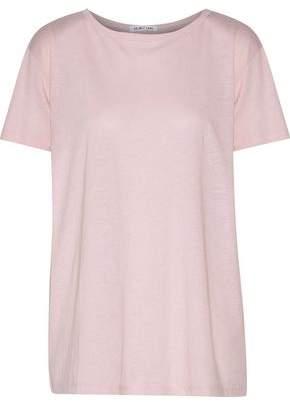 Helmut Lang Modal And Cotton-Blend T-Shirt
