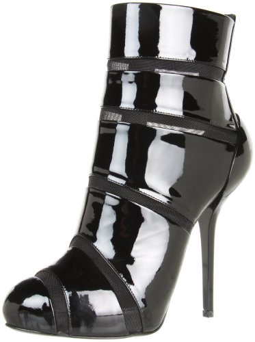 Giuseppe Zanotti Women's Cut Out Peep-Toe Ankle Bootie