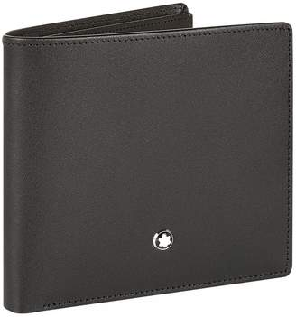 Montblanc Bilfold Classic Leather Wallet
