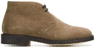 Church's desert shoe boots