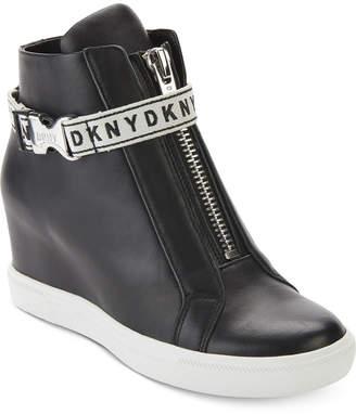 c4daa8f59d9 DKNY Black Women s Shoes - ShopStyle