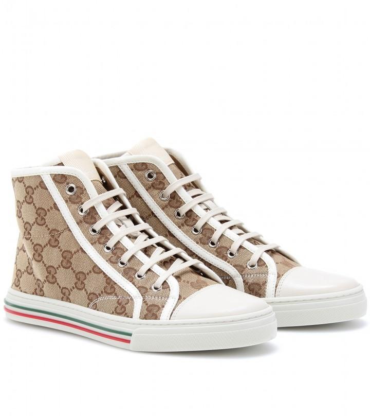 Gucci CALIFORNIA LOGO SNEAKERS