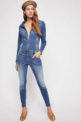Etienne Marcel Long Sleeve Jumpsuit