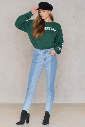 Panel Jeans