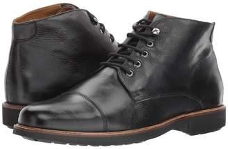 Matteo Massimo 5-Eye Chukka Cap Boot Men's Lace-up Boots
