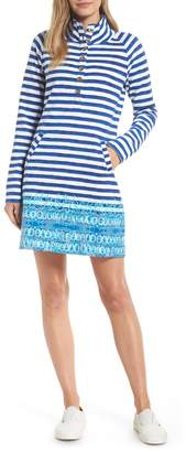 Lilly Pulitzer R) Captain UPF 50+ Shift Dress