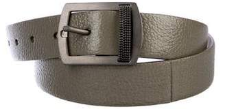 Brunello Cucinelli Monili Leather Belt w/ Tags