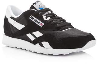 Reebok Men's Classic Lace Up Sneakers