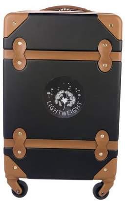 Diane von Furstenberg Saluti Spinner Luggage