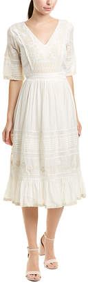 Love Sam Bella Midi Dress