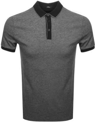HUGO BOSS Penrose 19 Polo T Shirt Black
