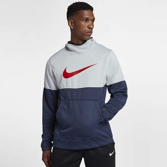 Nike Spotlight Men's Pullover Basketball Hoodie