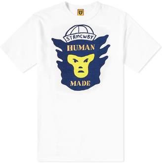 Human Made Sailor Logo Tee