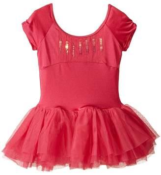 Bloch Sequin Trimmed Tutu Dress Girl's Dress