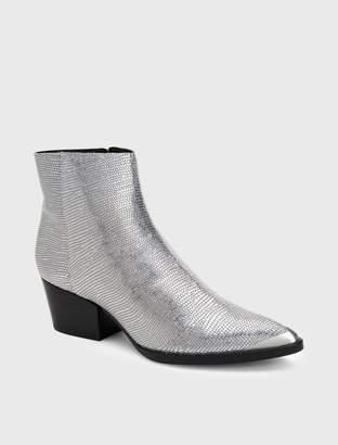 Calvin Klein narice lizard bootie