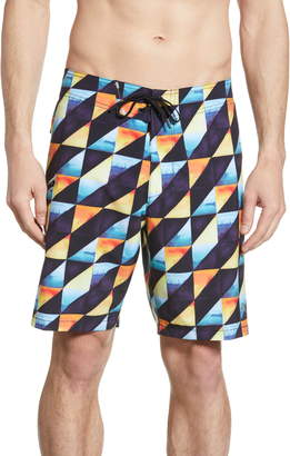 Tommy Bahama North Shore Dusk to Dawn Board Shorts