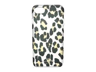 Kate Spade Leopard Clear Phone Case for iPhone(r) 7