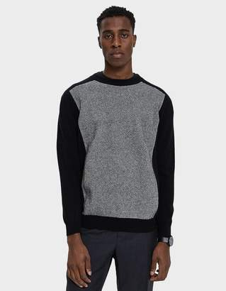 Éditions M.R Edouard Phillipe Jacquard Sweater
