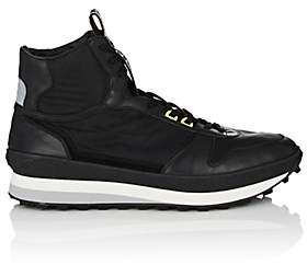 Givenchy Men's Mixed-Material Sneakers-Black