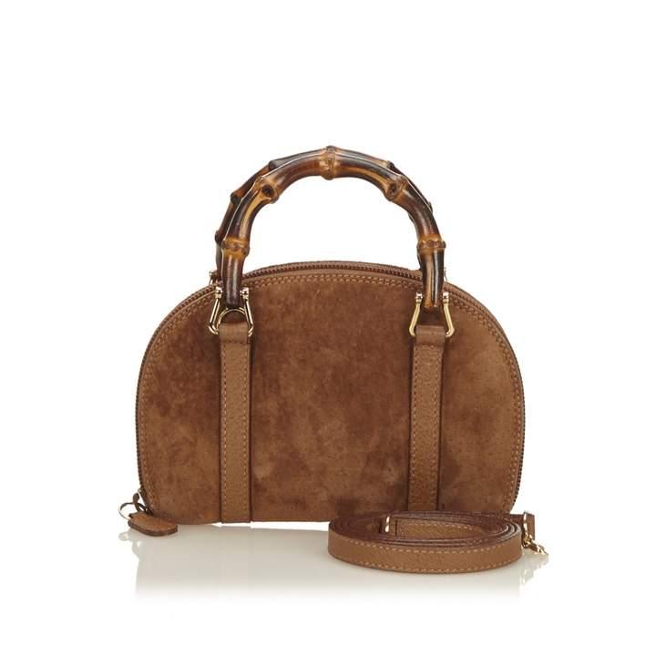 Bamboo satchel