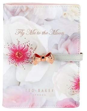 Ted Baker London Fly Me to The Moon Travel Document Holder and Ballpoint Pen Set