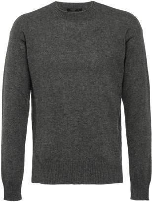 Prada Light cashmere crew-neck sweater
