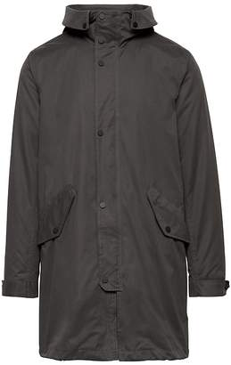 Banana Republic Water-Resistant Raincoat