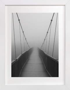 Mile High Bridge Art Print