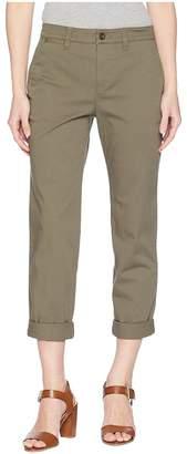 Lauren Ralph Lauren Petite Straight Chino Pants Women's Casual Pants
