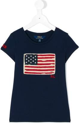 Ralph Lauren flag T-shirt