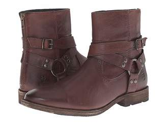 Frye Ethan Harness Cowboy Boots