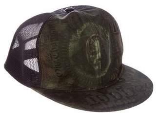 Givenchy 2017 Dollar Bill Trucker Hat w/ Tags