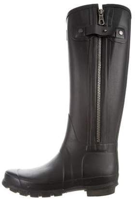 Rag & Bone Hunter x Knee-High Rain Boots