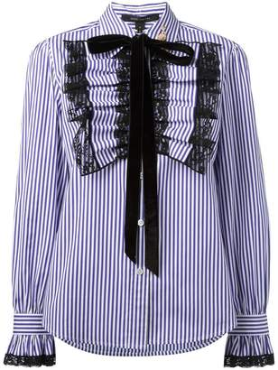Marc Jacobs ruffle placket shirt