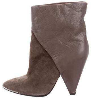 IRO Daithy Suede Booties w/ Tags