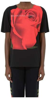 Marcelo Burlon County of Milan T-shirt Uske