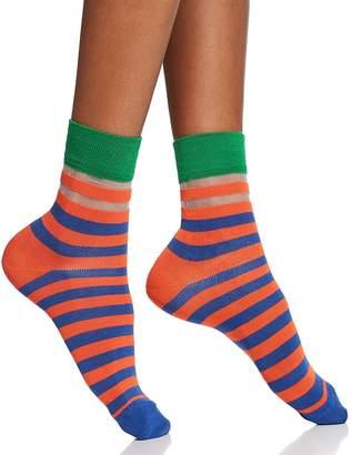 Happy Socks Hysteria Verna Sift Ankle Socks