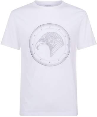 Stefano Ricci Eagle Head Motif T-Shirt