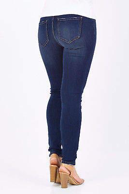 Liverpool NEW Womens Skinny Jeans Sienna Pull On Jean PetrolWash