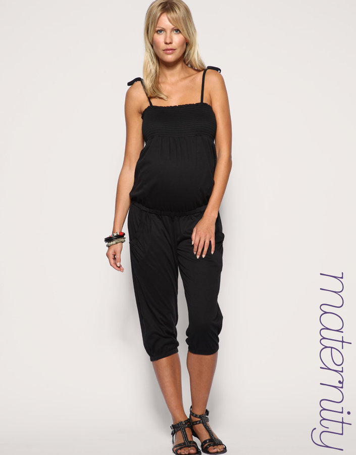 mama·licious Knee Length Jumpsuit