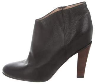 Golden Goose Jen Leather Ankle Booties