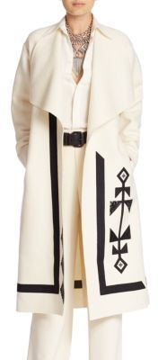 Ralph Lauren Collection Wool & Cashmere Sherman Coat $4,690 thestylecure.com