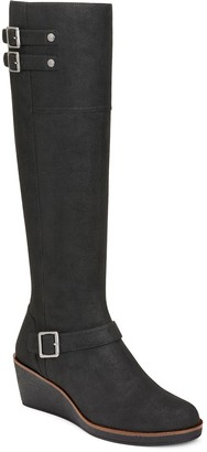 Aerosoles A2 By A2 by Robins Egg Women's Wedge Knee-High Boots