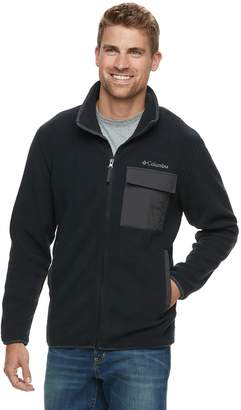 Columbia Men's River Ranch Sherpa Fleece Jacket