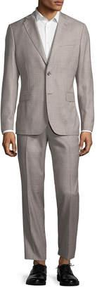 J. Lindeberg Donnie Wool Notch Lapel Suit