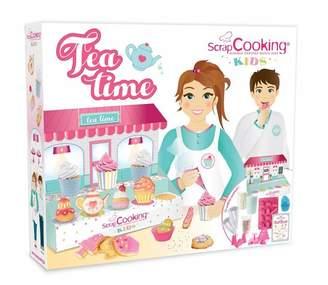 Scrapcooking Kids ScrapCooking Kids - Tea Time Kit